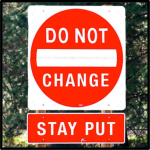 Do Not Change