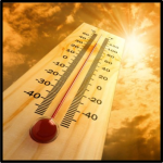 High thermometer